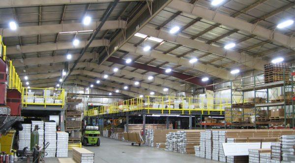 Ứng dụng của đèn pha led trong công nghiệp